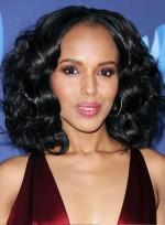 Medium, Curly, Black Hairstyles