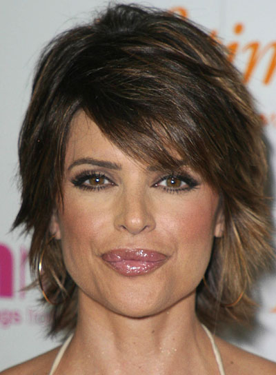 Short, Shag Hairstyles for Square Faces - Beauty Riot