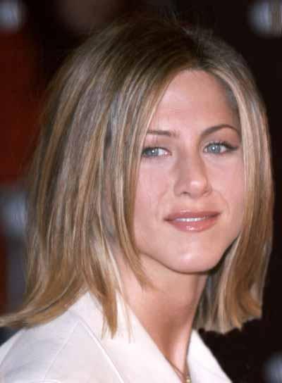 Jennifer Aniston Medium Bob Haircut