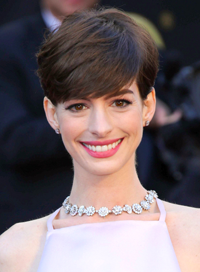 Short Formal Brunette Hairstyles Beauty Riot