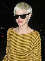 Short, Funky Hairstyles for Heart-Shaped Faces