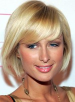 Short, Chic Hairstyles for Round Faces