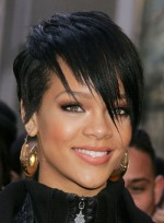 Short, Edgy Hairstyles for Diamond Faces