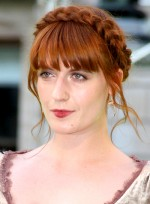 Red Hairstyles with Bangs