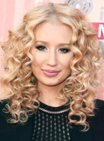 Curly, Blonde Hairstyles
