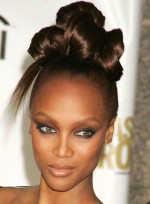 Party Hairstyles for Coarse Hair