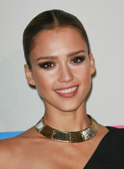 videos on hair styles file 6252 jessica alba updo sophisticated chic 6252 | file 6252 jessica alba updo straight sophisticated chic brunette