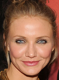 Sexy Makeup Tips For Blue Eyes Beauty Riot - Cameron diaz make