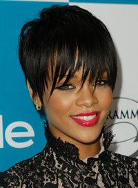 Rihanna '80s Fashion Trend