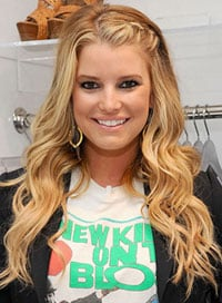 Celebrity Shopping Guide Jessica Simpson