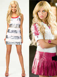 Sharpay Evans Outfits
