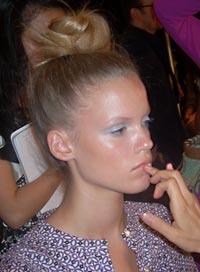 Fashion Week lipstick