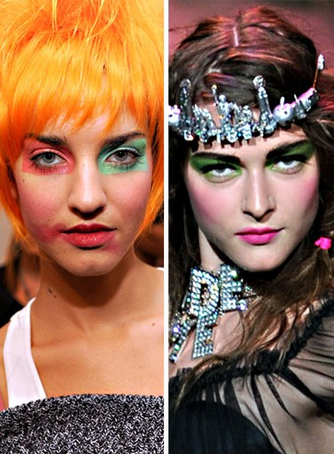 Craziest Looks at Fashion Week