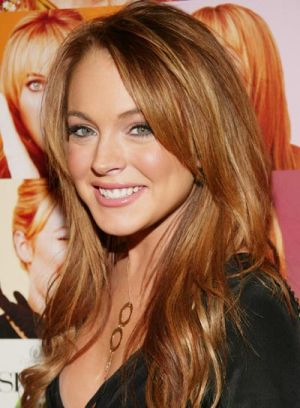 how to style for hair file 82 7291 celebrity hair color addiction lindsay lohan 7291