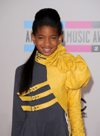willow smith singing
