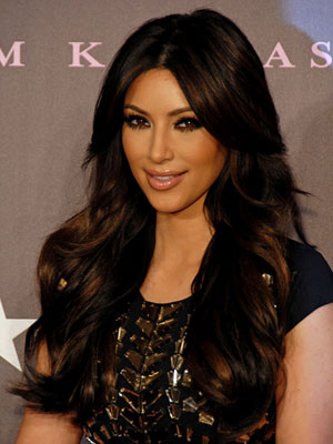 kim kardashian smoky eye makeup