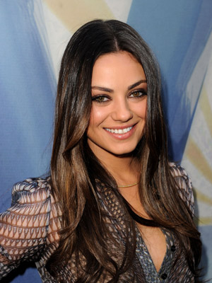 The best highlights for your hair beauty riot mila kunis pmusecretfo Images