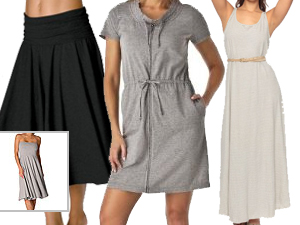 active wear dresses and skirts