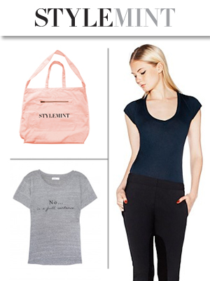 StyleMint online t-shirt shopping club by Mary-Kate and Ashley Olsen