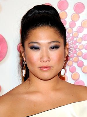 jenna ushkowitz square face shape makeup