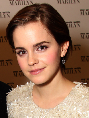 emma watson haircut and hairstyle