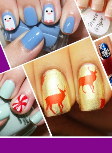 15 Holiday Nail Ideas You've Never Seen