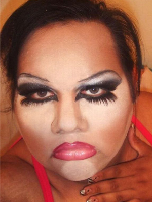 worst makeup pics on the internet beauty riot