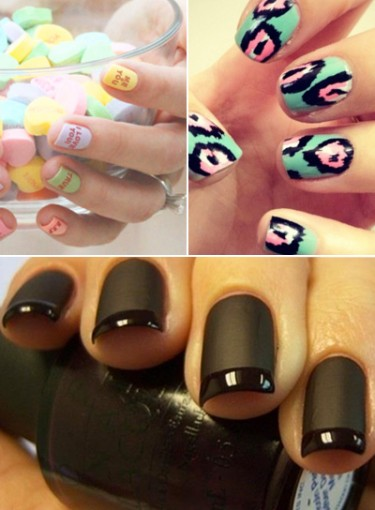 11 New Nail Art Looks to Try