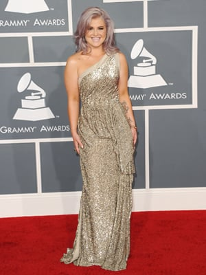 grammy awards 2012 kelly osbourne