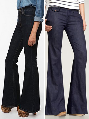 best cheap flare jeans