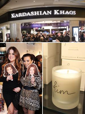 kardashian khaos vegas store
