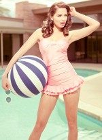 Pool Party! 13 Retro Swimsuits