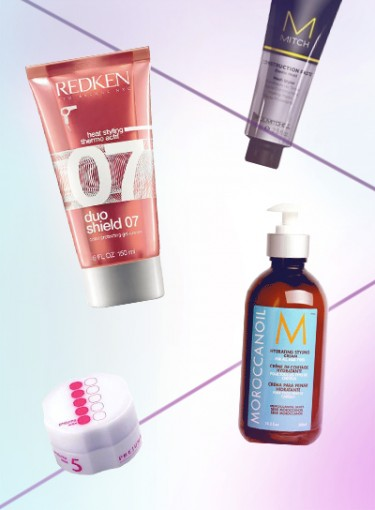 8 Hairstyle Product Cocktails
