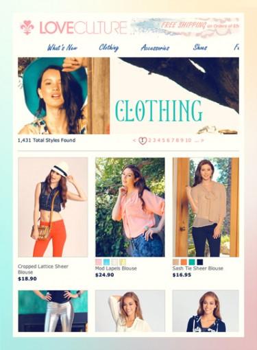 Best Bargain Fashion Websites