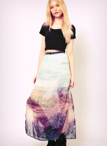 Want it, Need it: Maxi Skirts