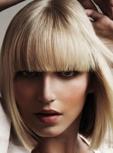 Short Hairstyles for Thin Hair - Beauty Riot