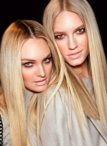 How to Get Silky Straight Hair