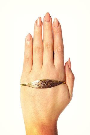 sunhara evil eye hand bracelet
