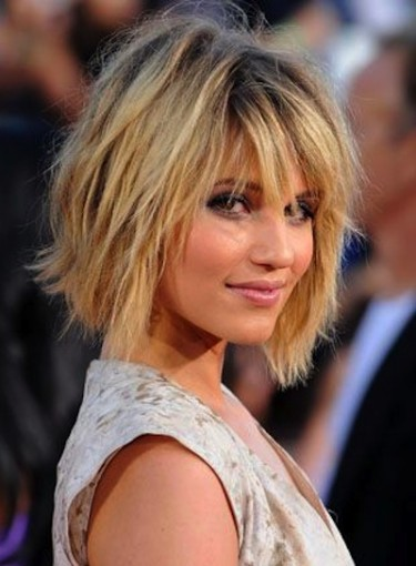 Pleasing Hairstyles For Heart Face Shape Beauty Riot Short Hairstyles Gunalazisus