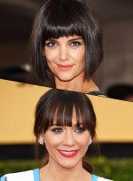 The 9 Best Celebrity Bangs