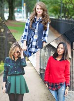 15 Inspiring Ways to Wear Flannel This Fall