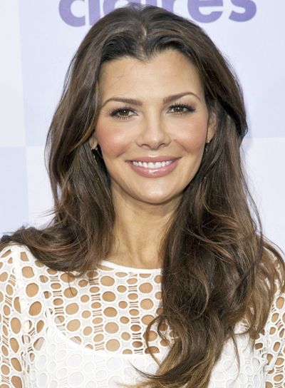 Ali Landry's Long, Wavy, Sexy, Romantic Hairstyle