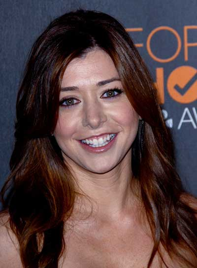 Alyson Hannigan Beauty Riot