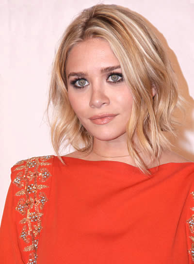Ashley Olsen Short Bob