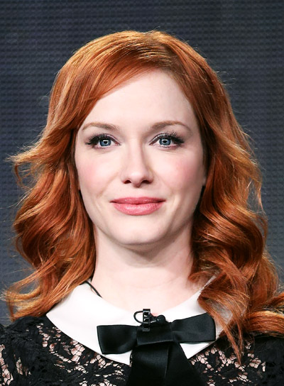 Christina Hendricks Beauty Riot