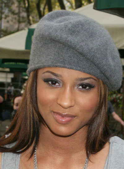 Ciara Long, Straight Hairstyle