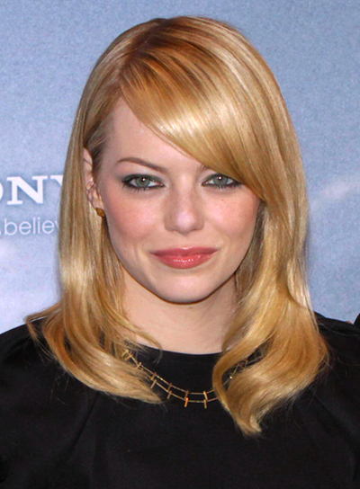 Emma Stone Beauty Riot