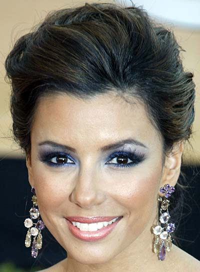 Eva Longoria, Formal, Sophisticated Updo