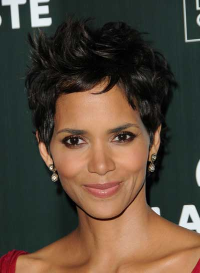 Cool Halle Berry Beauty Riot Hairstyle Inspiration Daily Dogsangcom