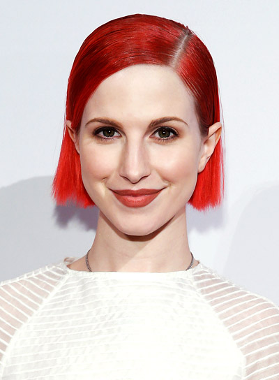 hayley williams hair style hairstyles riot 8870